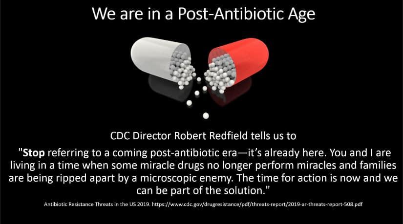 Robert Redfield quote